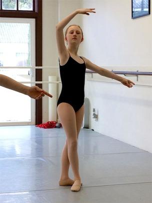 ally ballet