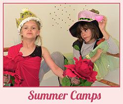 Summer Dance Camps Marin Ballet