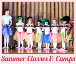 Dance Summer Classes and Camps