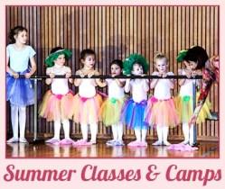Winter Classes Marin Ballet