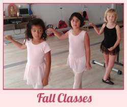 Fall Classes Marin Ballet