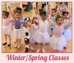 Winter Classes Marin Ballet
